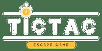 Logo TICTAC blanc